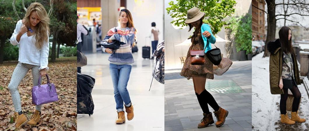 Обувь для путешествий и прогулок