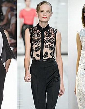 Модные, стильные женские рубашки