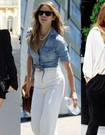 Городской стиль в одежде для прогулок