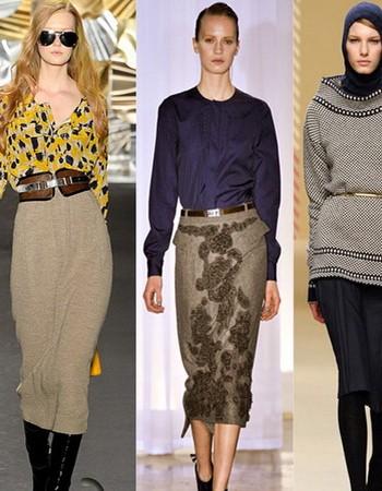 Как выбрать женский ремень и сумку делового стиля