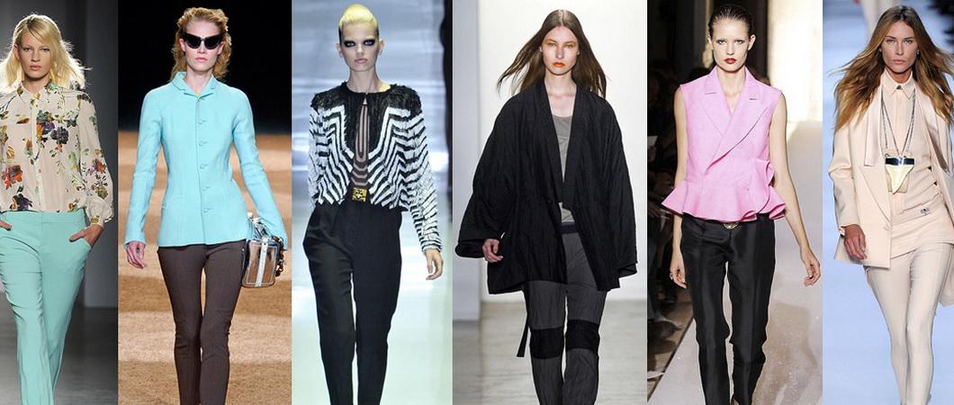 Какие модные модели брюк выбрать