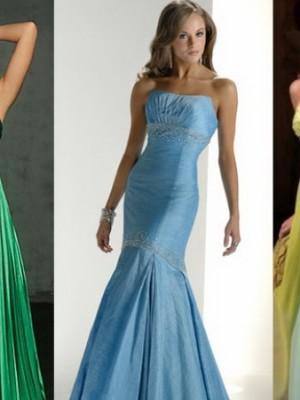 История и развитие вечерней одежды