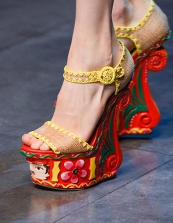 Модные босоножки и туфли на весну и лето — 2020