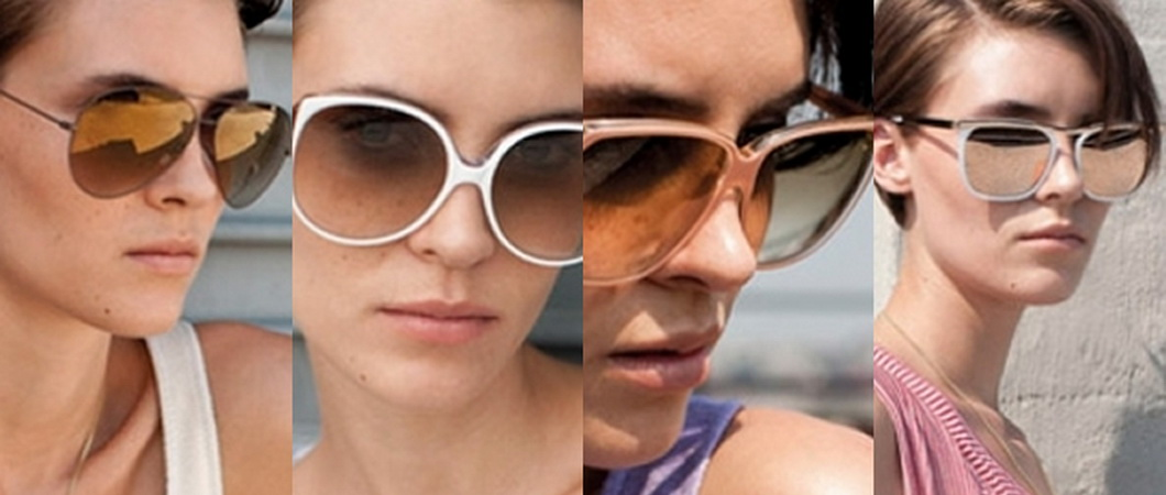 Известные бренды женских солнцезащитных очков