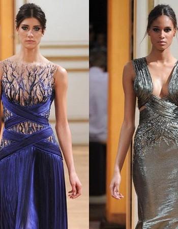 Платья, вышитые бисером: стиль и индивидуальность