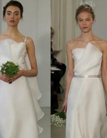 Где в Москве недорогие свадебные платья?