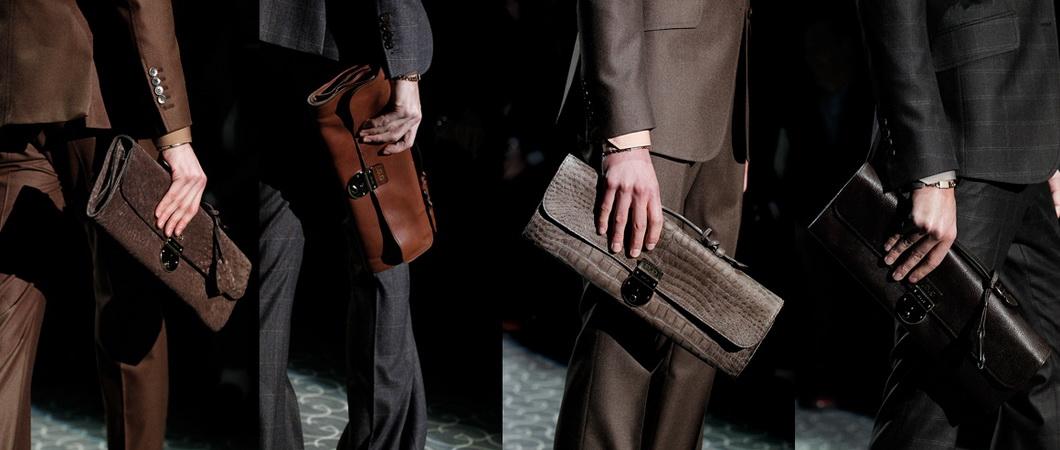 Отличие сумки мужской от женской
