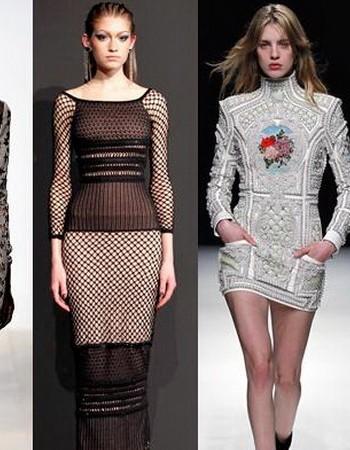 Мода на платье из трикотажа