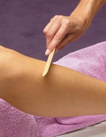 Как эффективно удалить волосы на ногах?