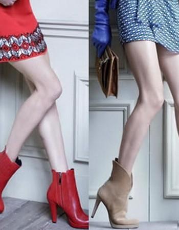 Модная женская обувь для осени, зимы и весны 2019-2020