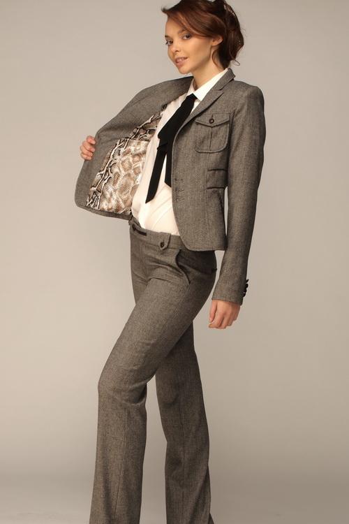 Хлопковый костюм женский доставка