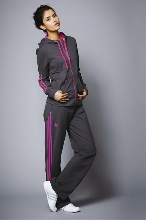 Осенние спортивные костюмы женские