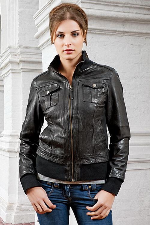 Кожаные куртки бренды