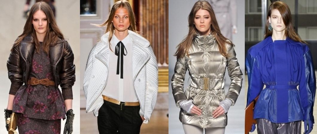 Модели женских курток на синтепоне для осени 2019