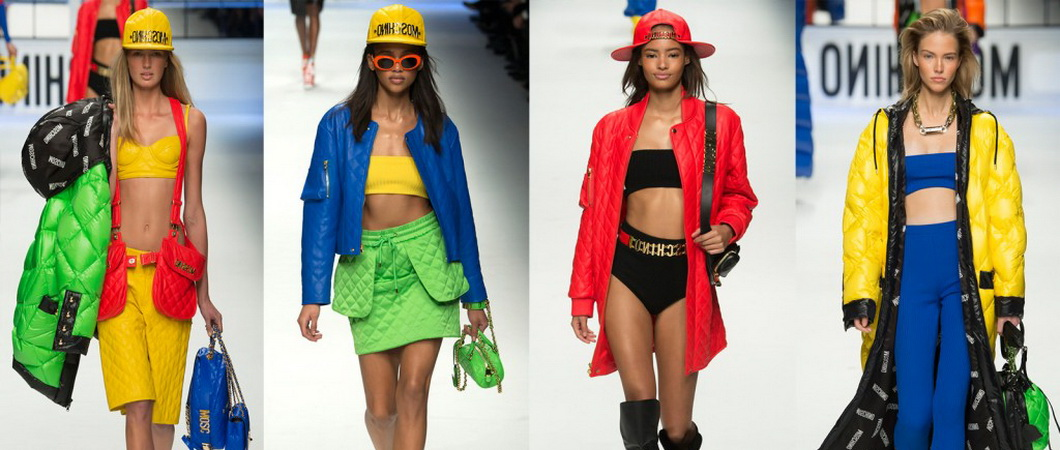 Модные женские стеганые куртки на осень 2018