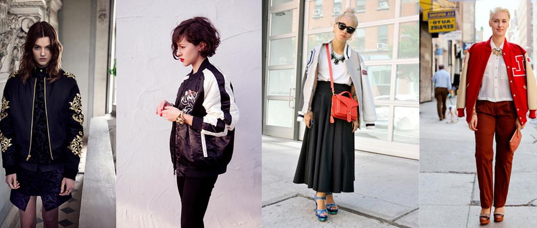 Спортивная мода 2018: стильные куртки на осень