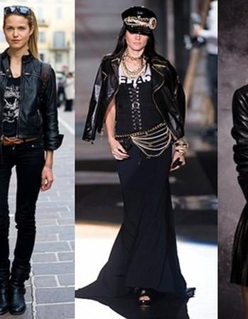 Как правильно выбрать женскую кожаную куртку