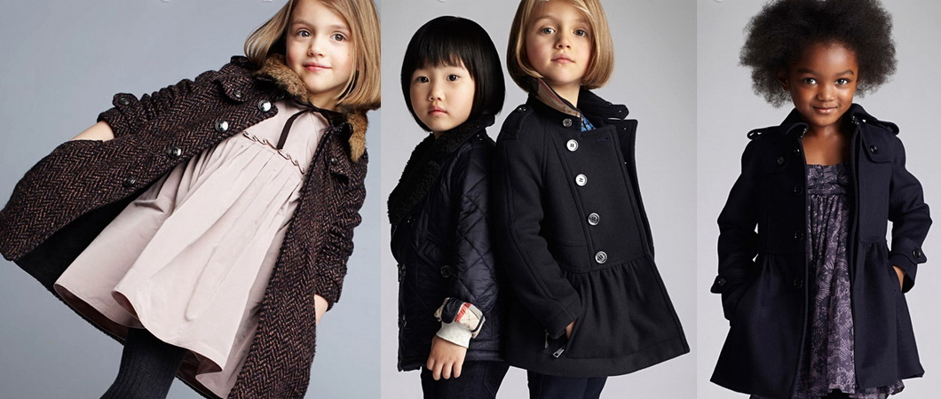 Модные детские куртки для девочек на осень 2017
