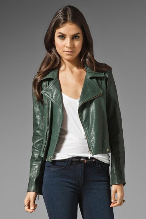 3ed341bcc69 Стильные куртки на осень 2019  кожаные куртки и их фото