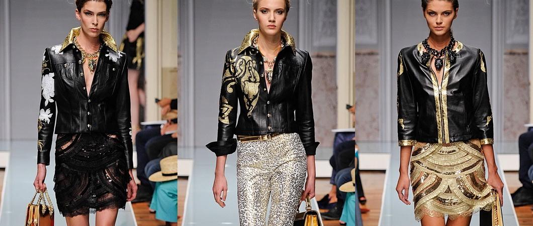 Кожаные женские куртки мировых брендов
