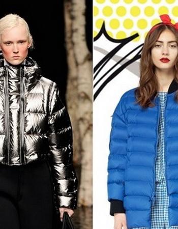 Модные женские куртки на синтепоне для осени 2017