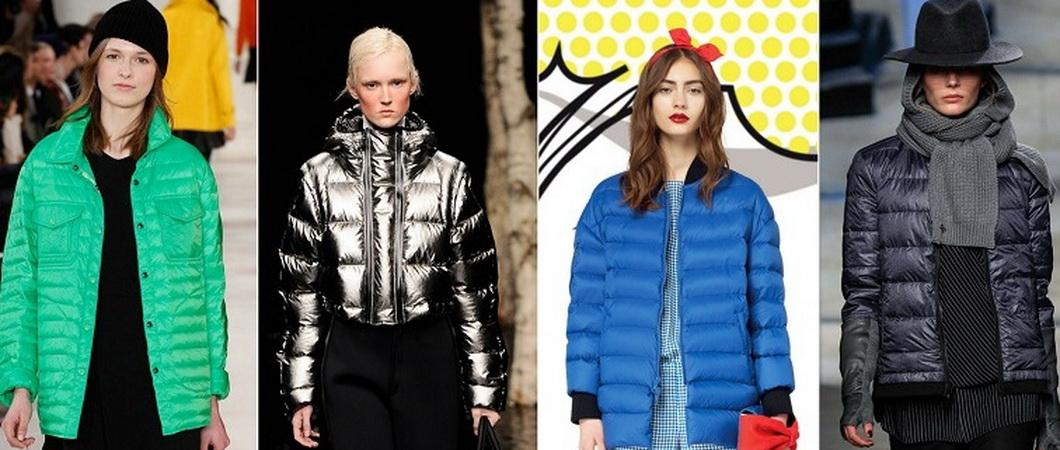 Модные женские куртки на синтепоне для осени 2018