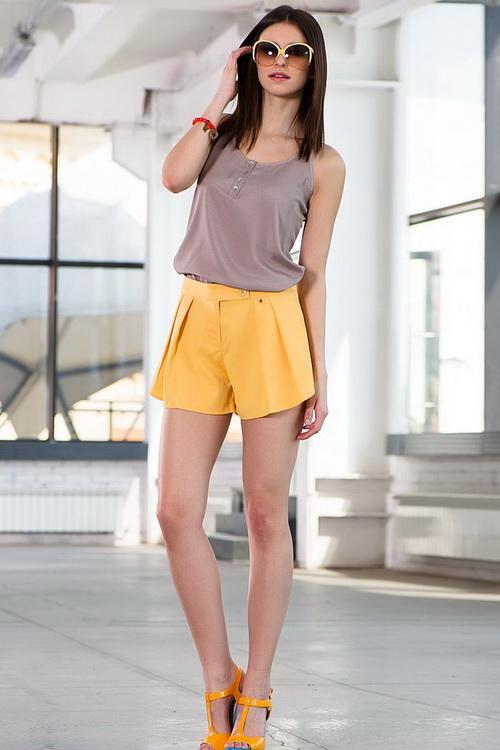 001d51a3ecdf Модные женские шорты на весну и лето-2019, фото красивых моделей ...