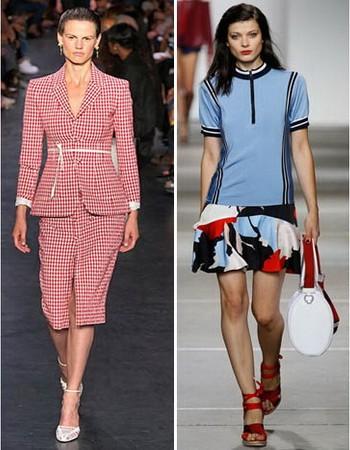 Самые модные цвета в одежде-2018 и их сочетания