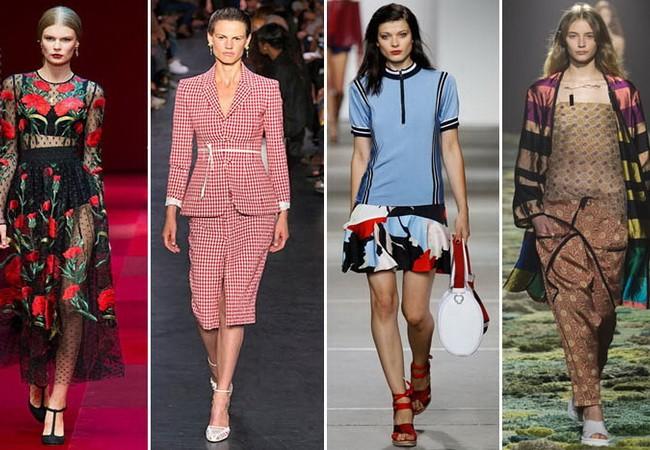 Самые модные цвета в одежде-2019 и их сочетания