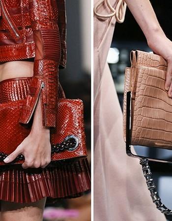Женские сумки на весну и лето 2017: модные цвета и модели