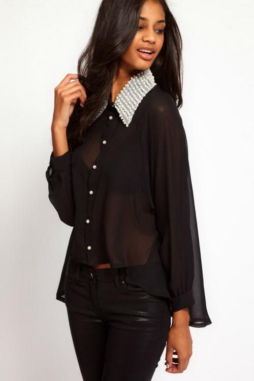 Модные Красивые Блузки Доставка