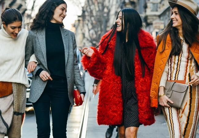 Самые модные луки весны-лета-осени-2016
