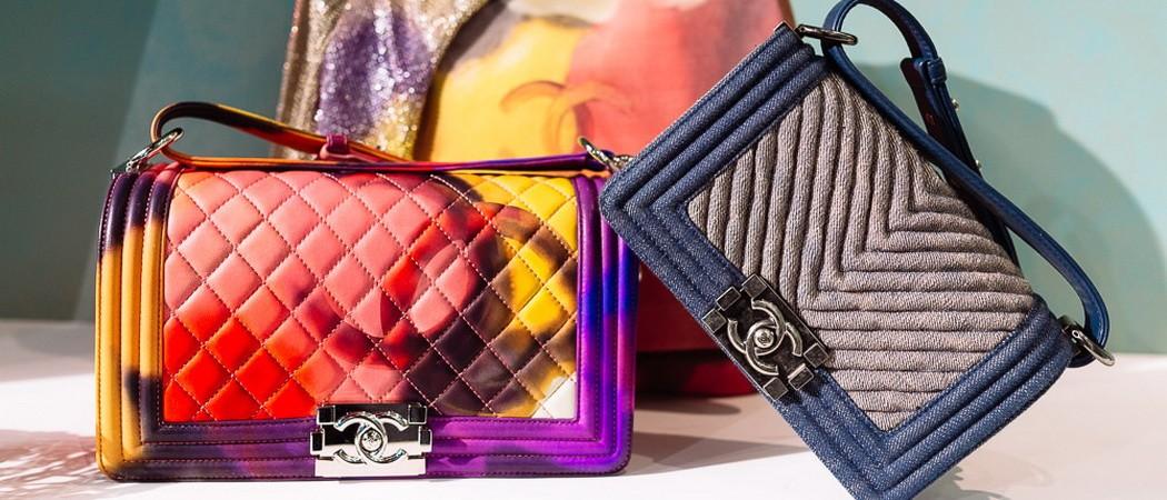 521996cd Сумки Шанель: фото сумок весны-лета-2019, новая коллекция сумок от ...