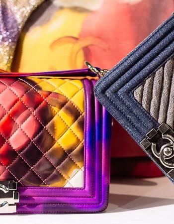 Модные сумки от Шанель: новая коллекция 2017 года