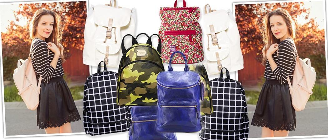 Модные рюкзаки-2017 для девушек, женщин и подростков
