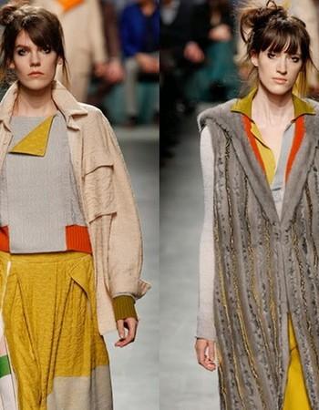 Кардиганы-2018: самые модные фасоны