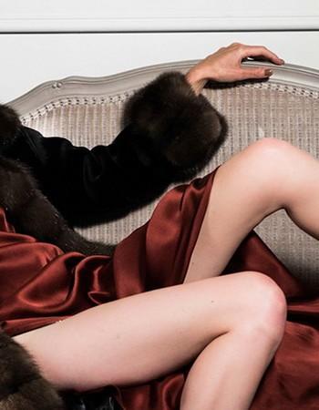 Модные цвета норковых шуб: фото, названия и описание