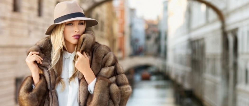 Норковые шубы-2017: самые модные фасоны