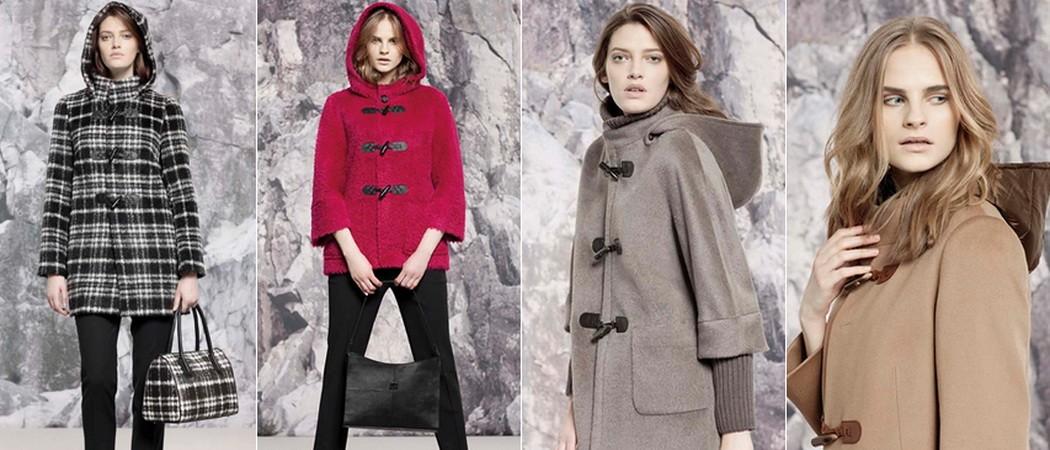 Женское пальто дафлкот — 2020