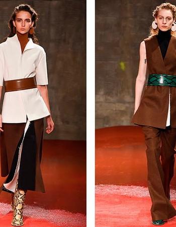 Модные женские ремни 2017 года