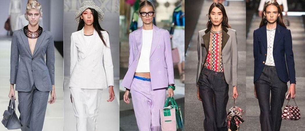 ca5aa3361b2e Женские пиджаки-2019  фото модных моделей, новинки на весну, осень и ...