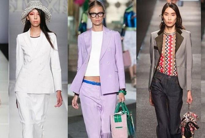 Модные женские жакеты на весну, лето, осень и зиму 2018 года