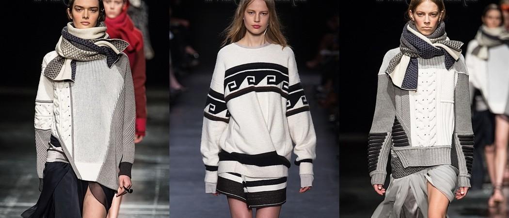 Модные женские свитера сезона весна-осень-2020