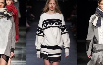 Модные женские свитера сезона весна-осень-2018