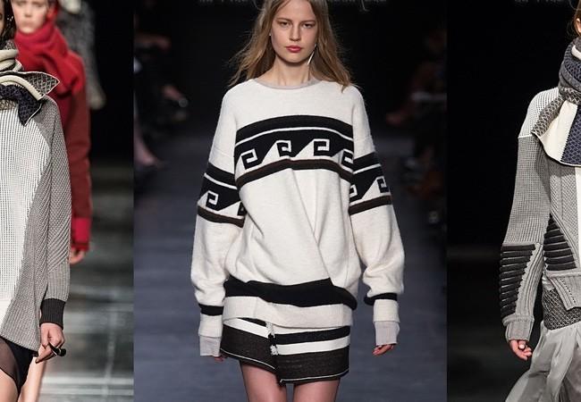 Модные женские свитера сезона весна-осень-2017