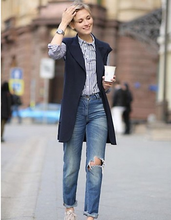 С чем носить женские пиджаки: актуальные образы